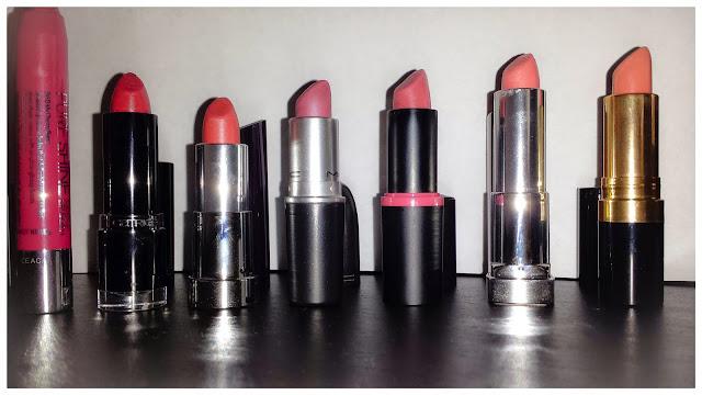Les rouges à lèvres pour l'automne