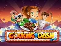 Download COOKING DASH 2016 Apk v1.18.3 Mod (Unlimited Coins/Golds/Supplies)