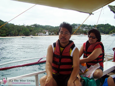boracay trip island hopping snorkeling