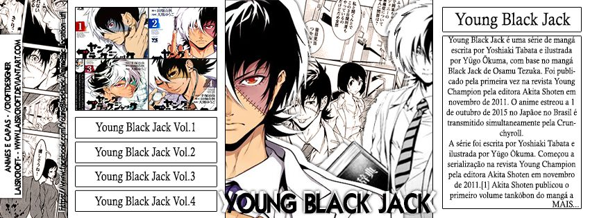 Young Black Jack Translated