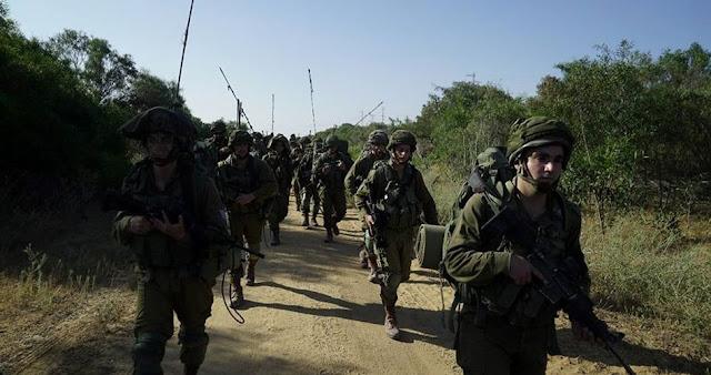 """Hari kedua Idul Fitri, """"Israel"""" gelar latihan militer besar-besaran di perbatasan Gaza"""