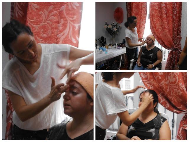 Evento Sesión maquillaje y asesoramiento