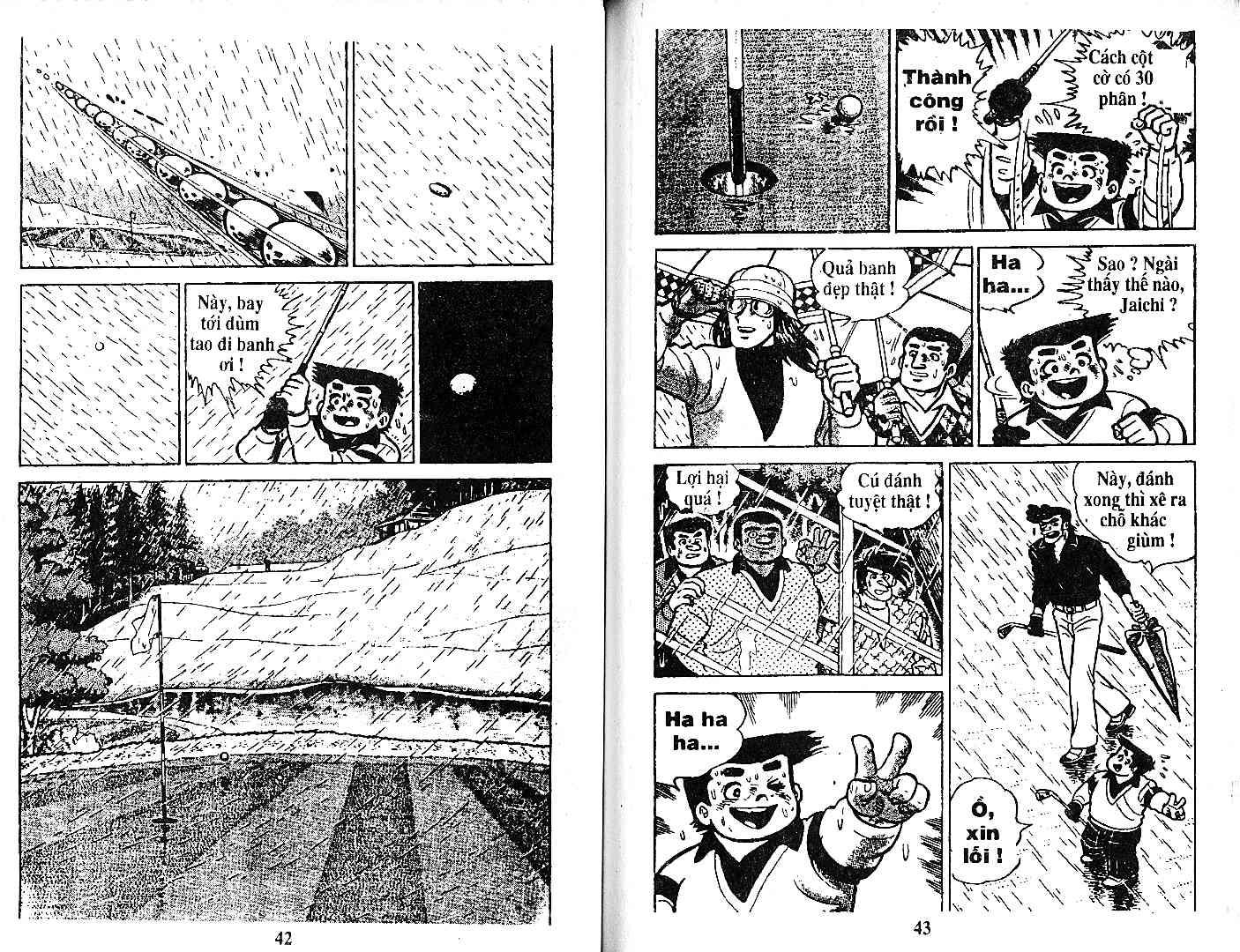 Ashita Tenki ni Naare chapter 27 trang 20