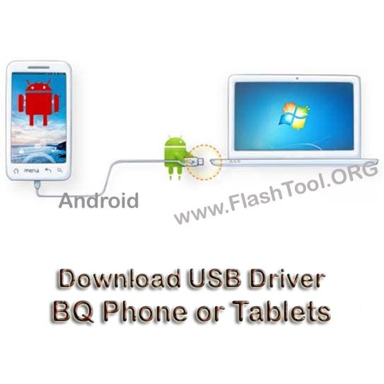 Download BQ USB Driver