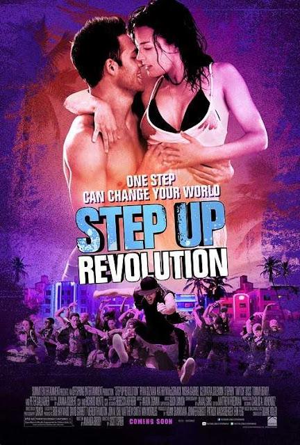 poster Step Up Revolution 2012 Full Movie Download Dual Audio Hindi 720p