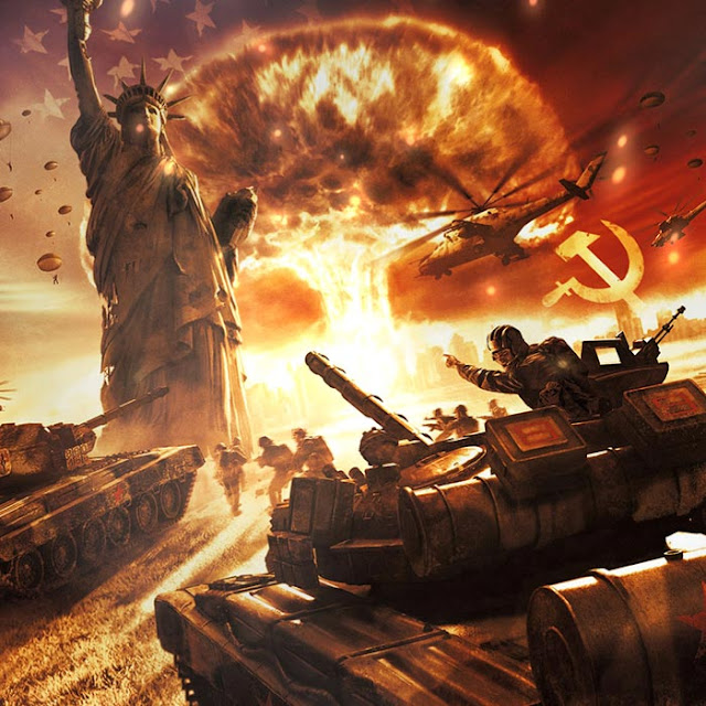 World In Conflict Soviet Assault Wallpaper Engine