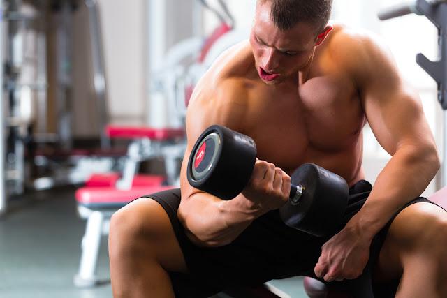 Beberapa Manfaat dari Olahraga Beban