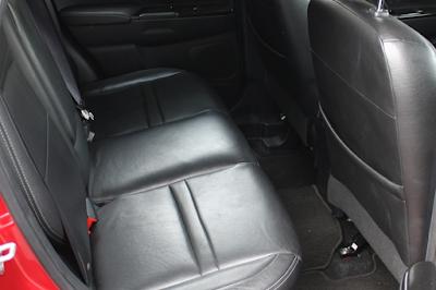 Interior Mitsubishi Outlander Sport