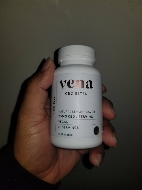 I Tried Vena CBD and Here is What Happened