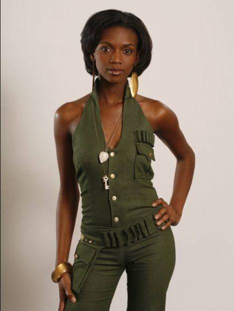 Who is tshidi from rhythm city hookup