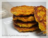 https://gourmandesansgluten.blogspot.fr/2017/09/galettes-de-patate-douce-et-courgette.html