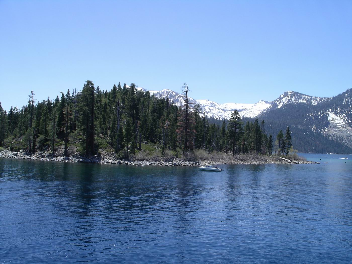 Free Wallpapers Gallery Image Of Lake Tahoe Usa