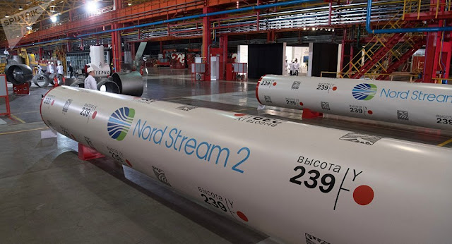 Nord Stream 2 — A New Chapter in Energy Geopolitics