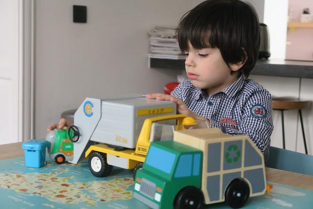 Simini location de jouets pour enfants ecoresponsable