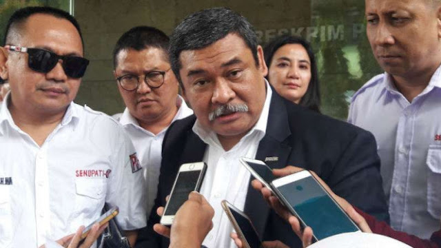 Sebut Pilih Jokowi Masuk Surga, Farhat Abbas Dipolisikan