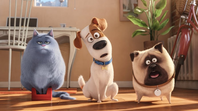 Gambar Film The Secret Life of Pets