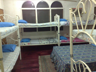 Big Group Accommodation Room
