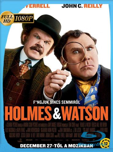 Holmes & Watson (2018) HD [1080p] Latino Dual [GoogleDrive] TeslavoHD