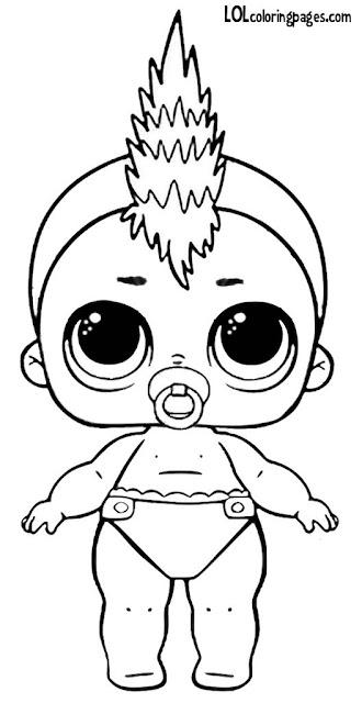 imprimir-educacao-infantil-desenho-lol-surprise-Desenhos-para-colorir-das-bonecas-lol-surpresa-pintar