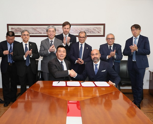 Fincantieri amplia la cooperazione con la Cina