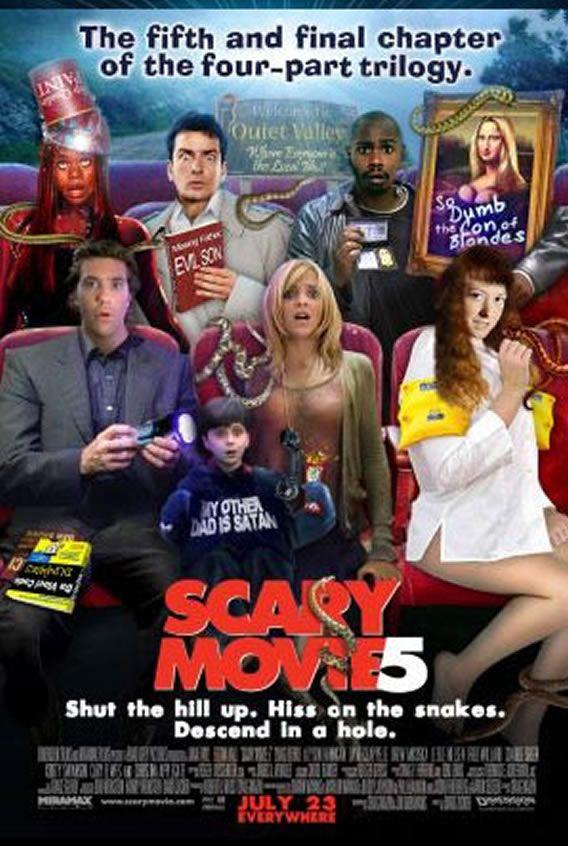 Scary Movie 5 Dvd Murah