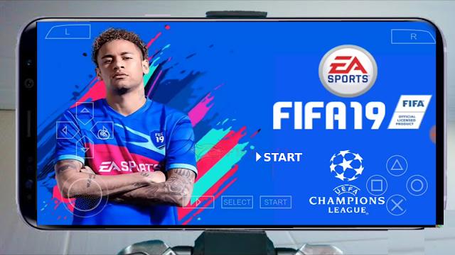 SAIU!! PES 2019 PPSSPP MOD FIFA GRÁFICOS HD ELENCOS e KITS 2019 PARA PPSSPP/PSP/PC/ANDROID