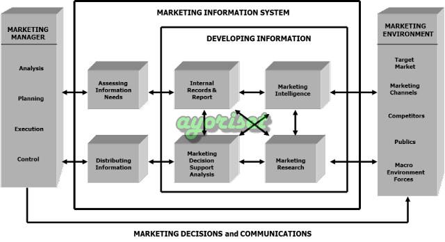 COMPONENTS MARKETING INFORMATION SYSTEM