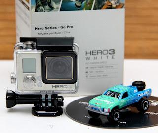 Jual Go-Pro hero 3 Bekas