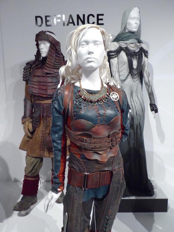 Irisa Defiance costume