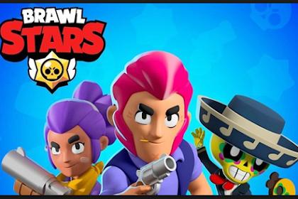 Download Brawl Stars Mod Apk terbaru