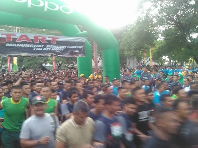 Puluhan Ribu Peserta Meriahkan Lomba Lari Jayakarta 10 K