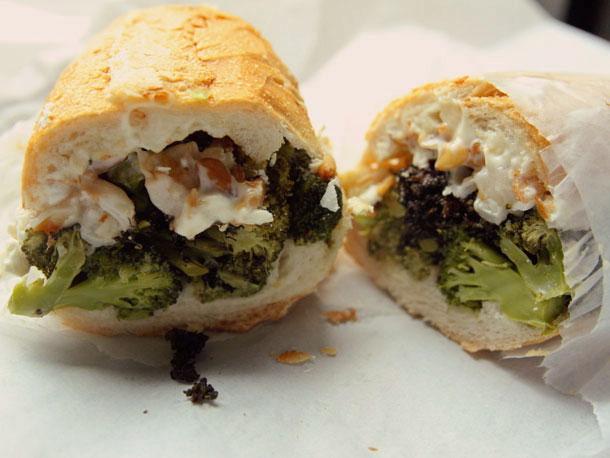 Broccoli Classic from No. 7 Sub