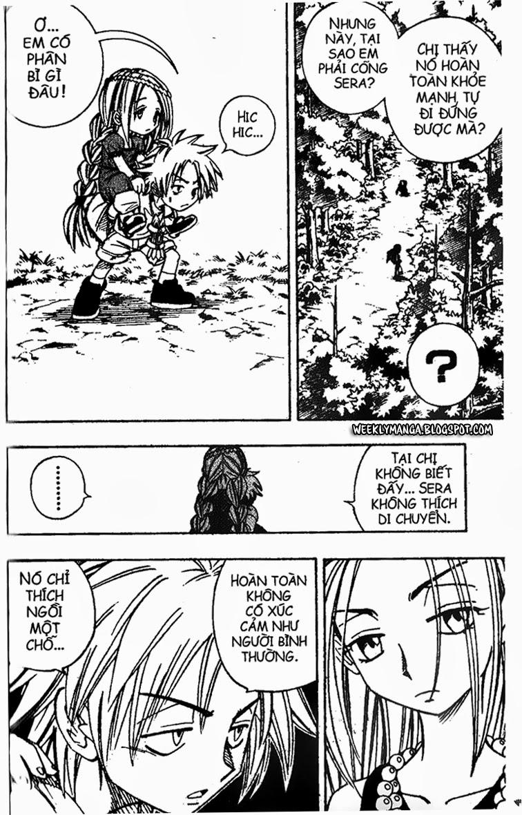 Shaman King [Vua pháp thuật] chap 158 trang 7