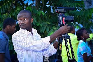 La Photographie en RDC, Samy NTUMBA autour de Lacourone photography
