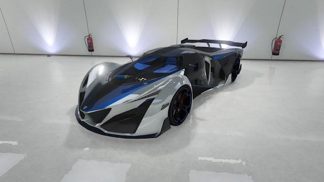 X80 Proto GTA Online
