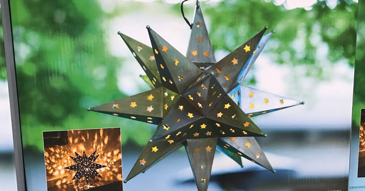 inside outside garden led star light costco weekender
