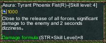 One piece marine defense 300 Garp Asura: Tyrant Phoenix Fist detail