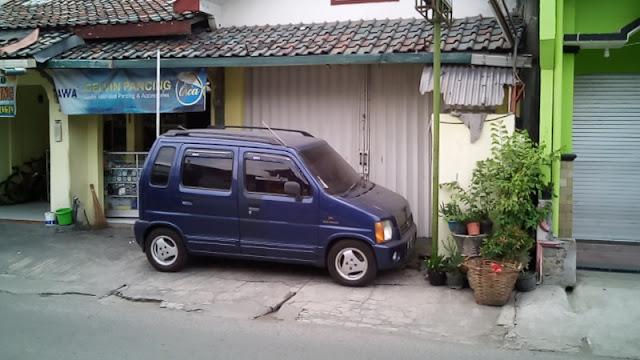 Suzuki Karimun Kotak