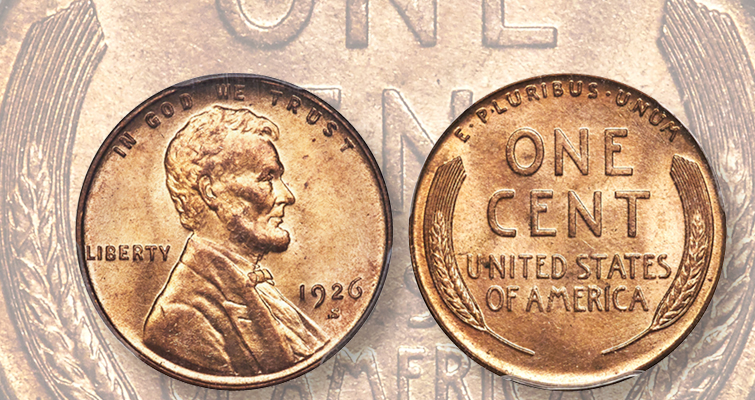 ab3d811aae0b0 The $90,000 Dollar 1926-S Lincoln Red Cent | BlueisKewl