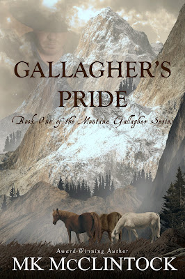 Gallagher's Pride by MK McClintock