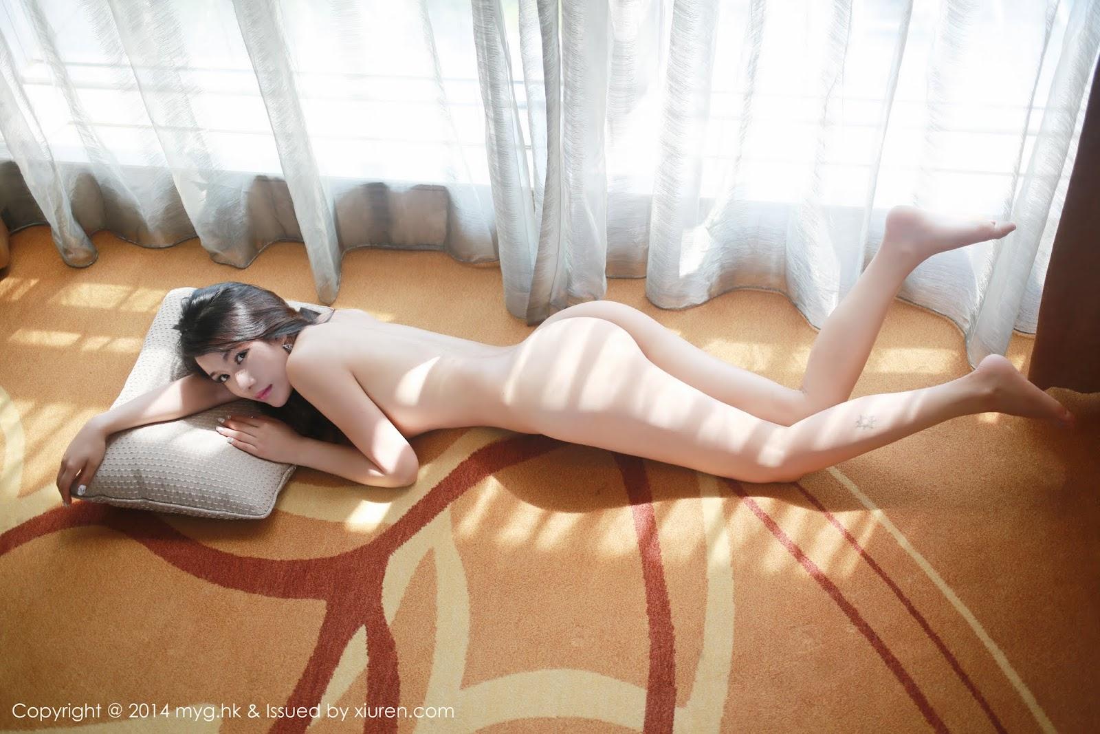 0024 - Beautiful Naked Girl Model MYGIRL VOL.35