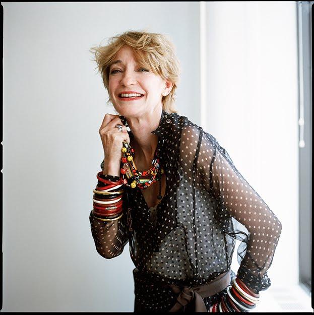 Loulou De La Falaise Muse To Yves Saint Laurent Dies At 63