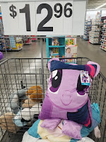 Walmart Stocks New Ornament, Pillow & Cadance Dress-Up