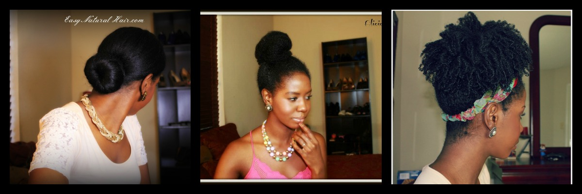 Enjoyable Maintaining Your Natural Hair While Exercising Natural Hair Care Hairstyles For Women Draintrainus