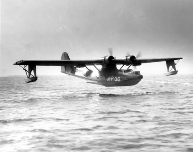 30 December 1940 worldwartwo.filminspector.com Consolidated PBY-5 Catalina
