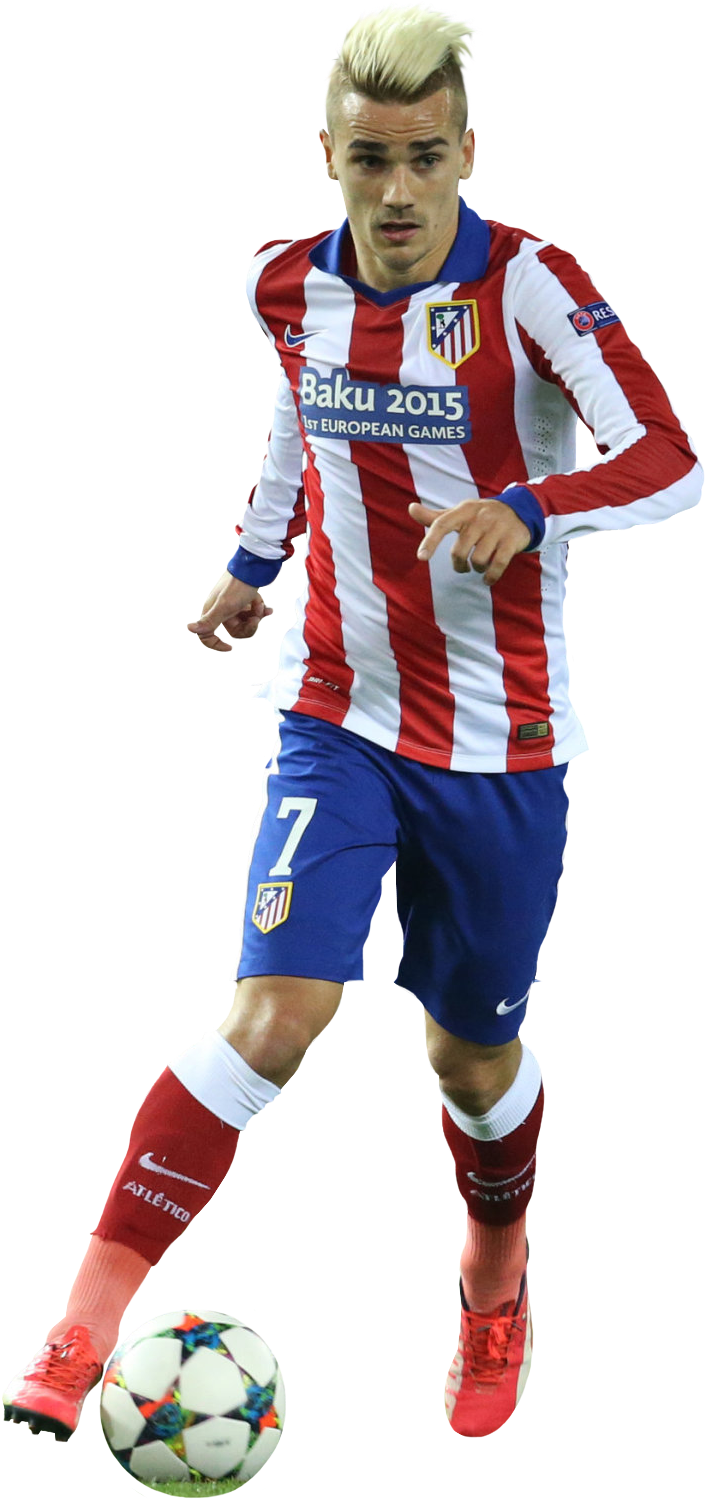 Download and share it together with your friends. Antoine Griezmann : Profil Singkat dan Foto (Gambar PNG ...