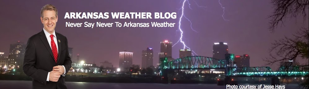 Arkansas Weather Blog
