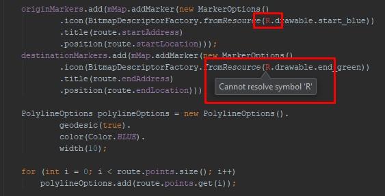 inilah penyebab dan cara mengatasi Gambar Error Cannot Resolve Symbol R di android studio