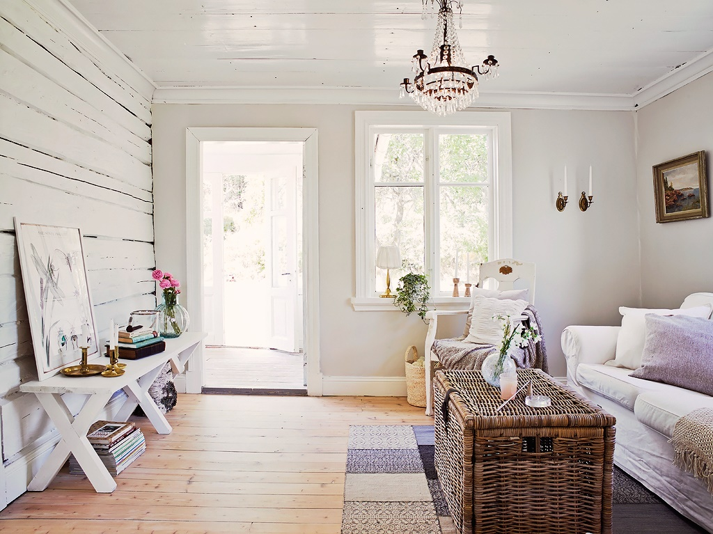 A Joyful Cottage Living Large In Small Spaces Swedish