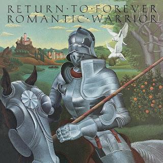Return To Forever – 1976 - Romantic Warrior
